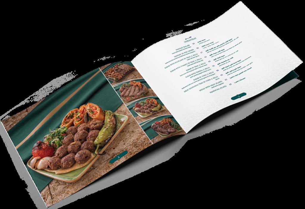 Al Mashawi Al Halabya (Aleppo Grills), UAE book
